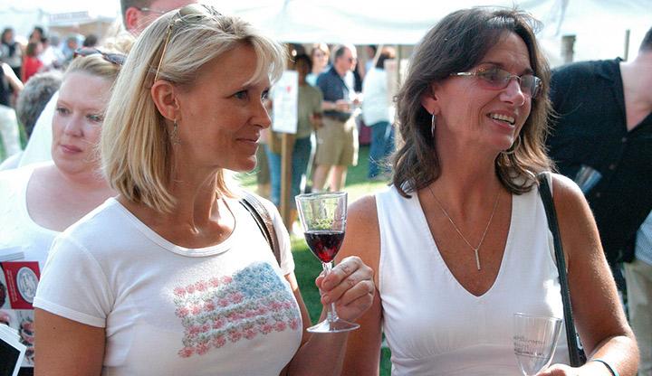 Фестиваль вина.