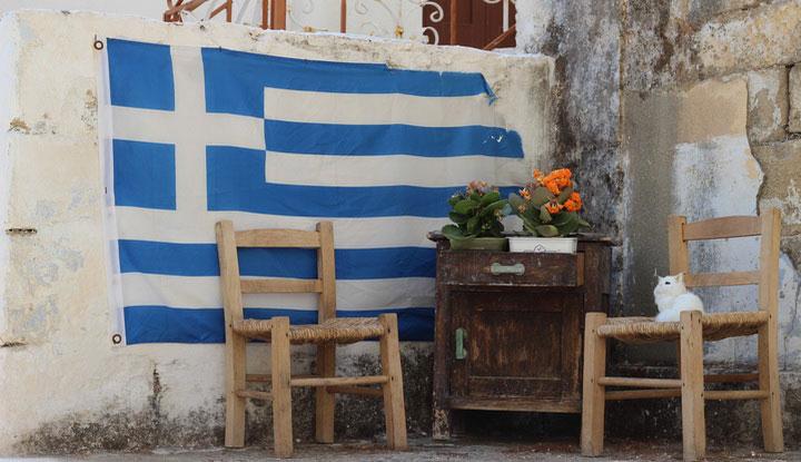 Греция ждёт русских.