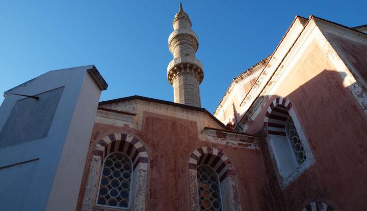 Исторический памятник времен Османской империи.
