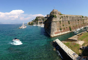 Старая крепость.
