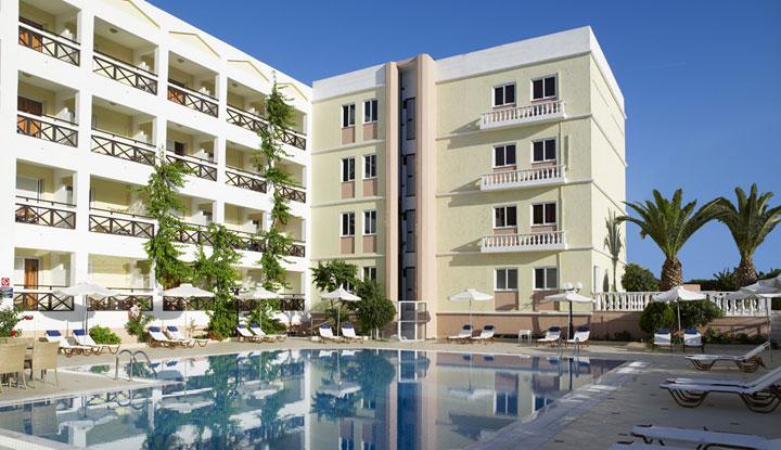 Пятизвёздочный отель Крита.