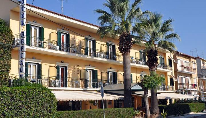 Отель Bretagne 3*.