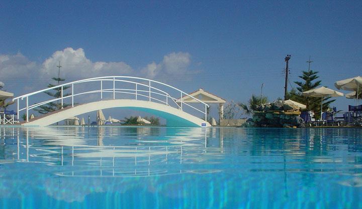 Лучшие отели и курортные районы острова Крит с песчаным пляжем