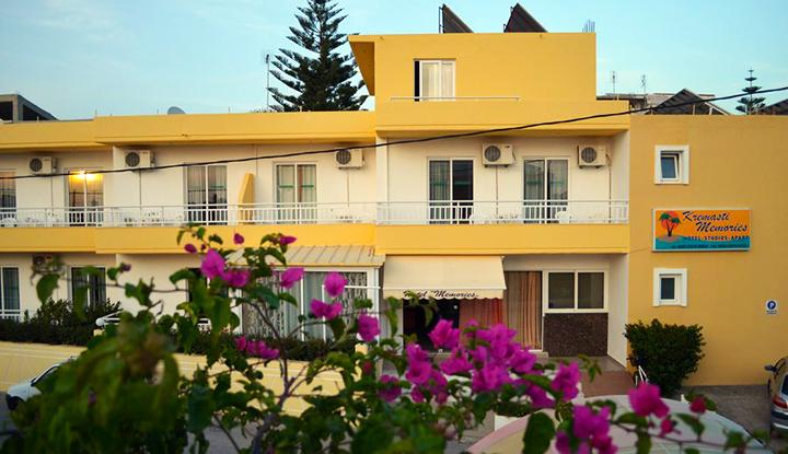 Отель Kremasti Memories.