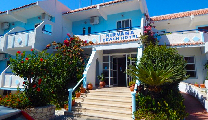 Отель Nirvana Beach 3*.