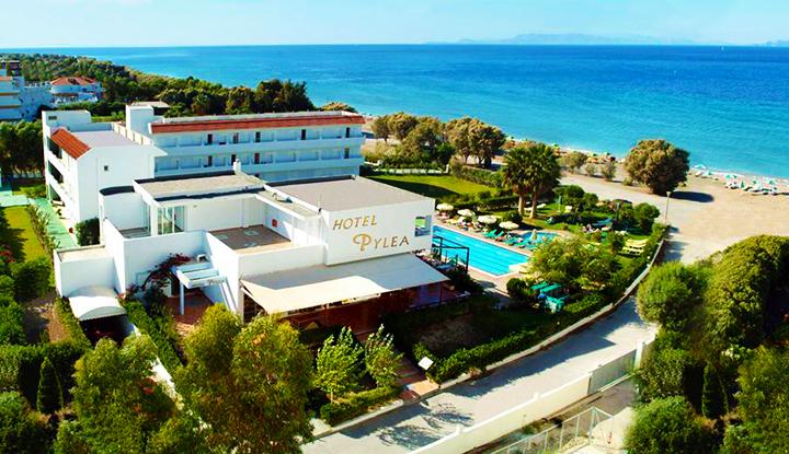 Pylea Beach Hotel.