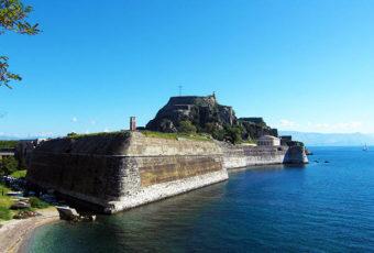 Старая крепость Paleo Fryrio.