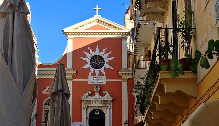 Кафедральный собор Панагия Спилиотисса.