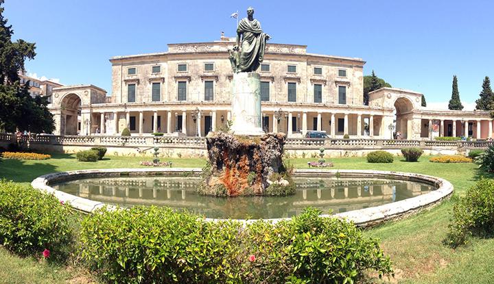 Архитектурный комплекс Palace of St. Michael and St. George.