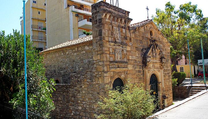 Церковь Девы Марии.