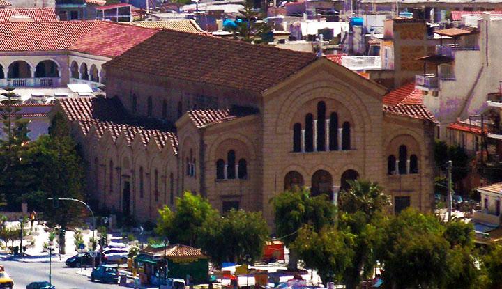 Церковь Святого Дионисия.