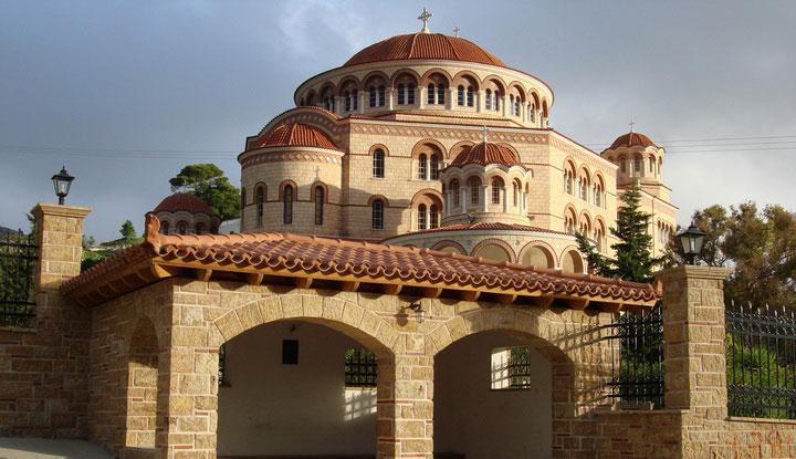 Храм Святого Нектария.