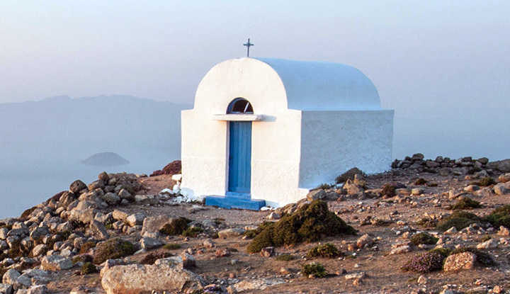 Храм пророка Ильи.
