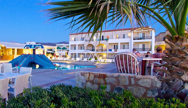Отель Dimitrios Village.