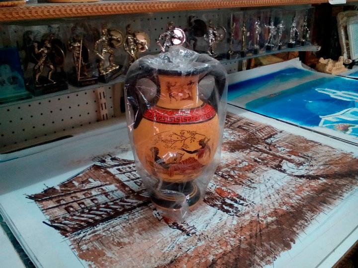 Греческая ваза.