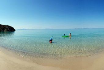 Море, пляж.