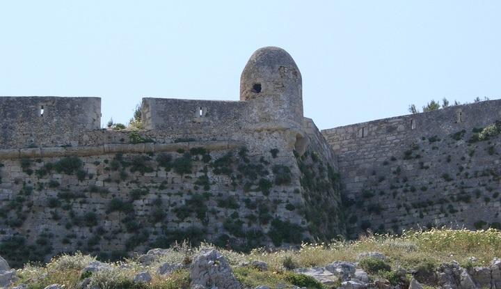 Крепость в Ретимно.