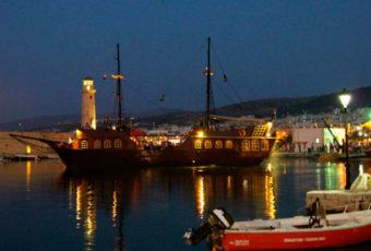 Крит: море, древности и отменная еда.