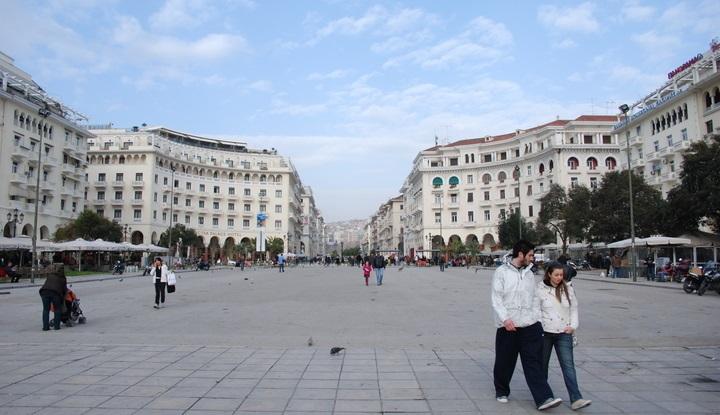 Центральная площадь.