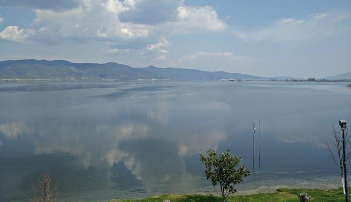 Озеро Волви.