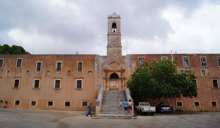 Agia Triada Crete.