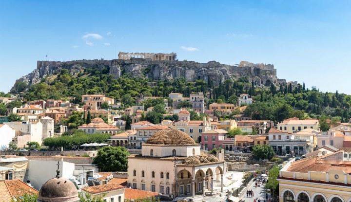 Июль 2020 в Афинах — отзывы туристов.