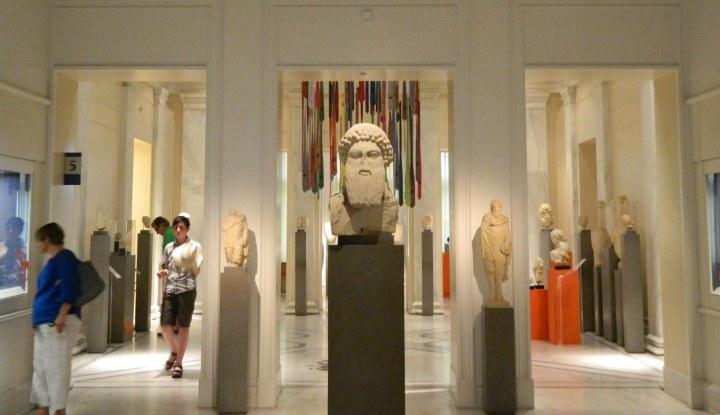 Музея Бенаки.
