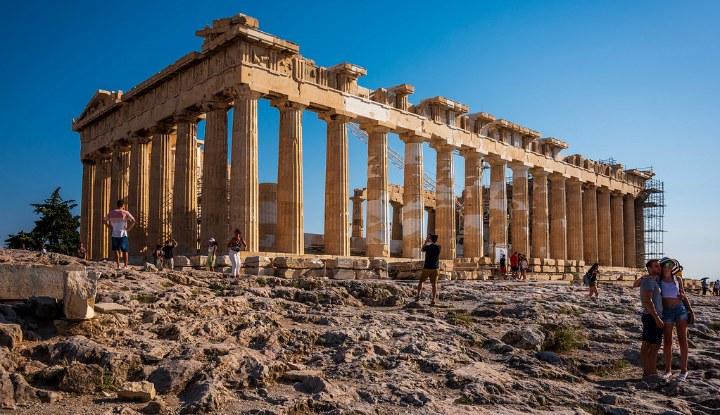 Достопримечательности Греции.