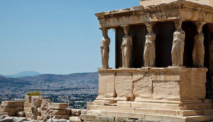 Памятники античности.