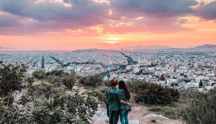 «Инстаграм-прогулка постильным Афинам».
