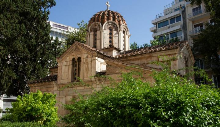 Собор в Афинах.